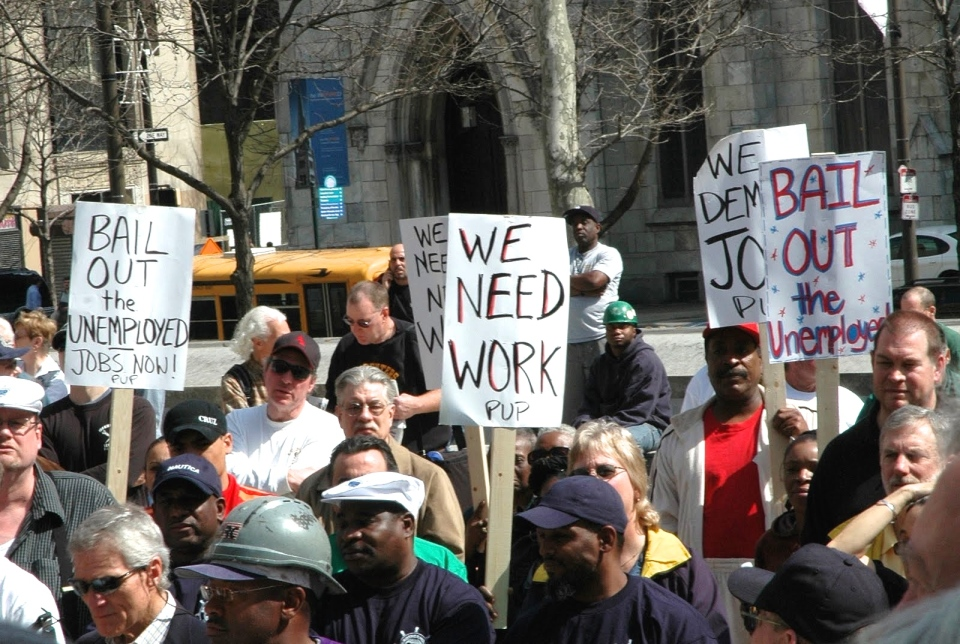 Phila Unemployment Project